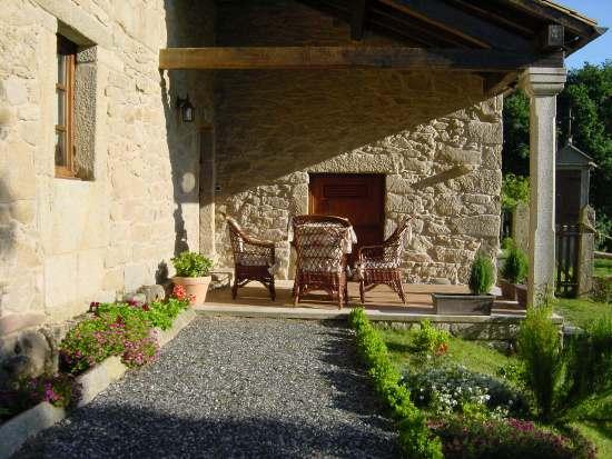Alojamientos rurales en Galicia