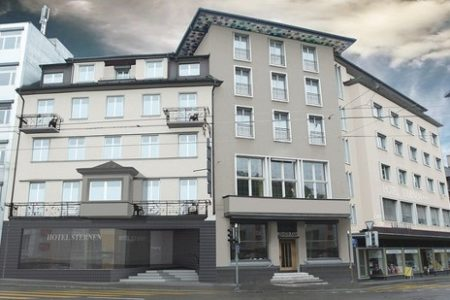Sternen-Oerlikon, cálido y moderno hotel en Zurich