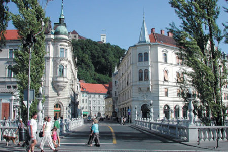 Eslovenia, oferta de Pascua