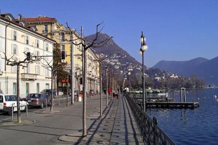 Una semana en Lugano, desde Madrid