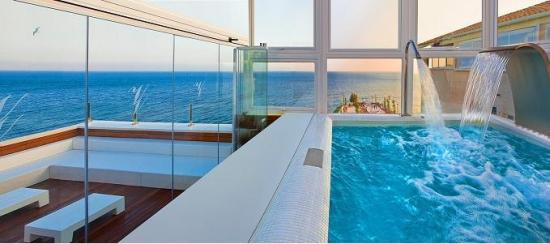 Star Hotels In Benidorm With Spa
