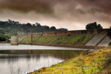 El Parque de Cornalvo y la presa romana