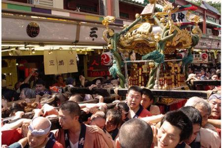 Guía de festivales y eventos en Tokio
