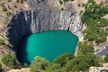 Big Hole, el agujero hecho por el hombre mas grande del mundo