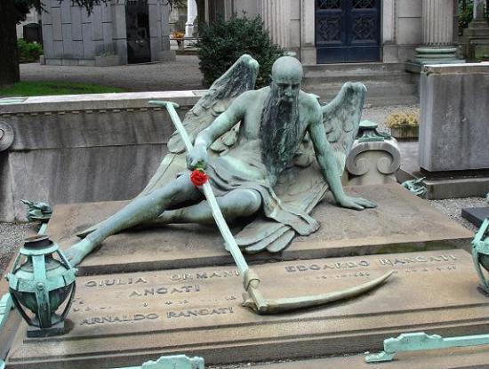Ruta de los Cementerios