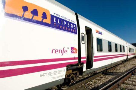 Jornada sobre el trenhotel Elipsos en Burgos