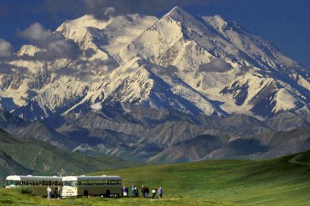 Denali, un parque nacional en Alaska