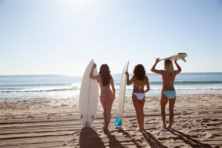 Guía de las playas de California