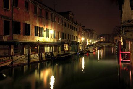 Pasear por los canales de Venecia