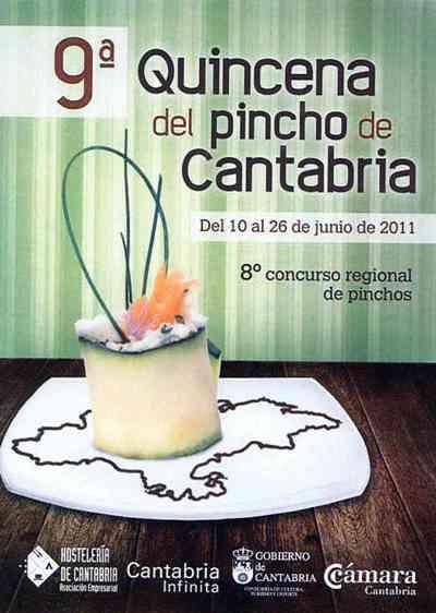 Quincena del pincho de Cantabria