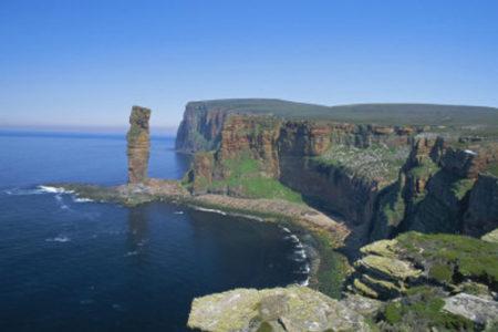 Recuerdos del Neolítico en las Islas Orkney, en Escocia