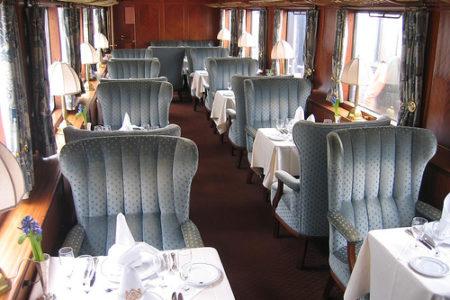 El Orient Express, mítico viaje en tren