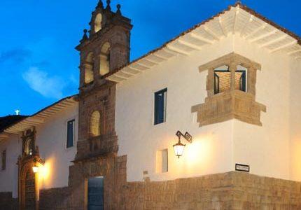 Nuevo hotel en el Palacio Nazarenas, Cuzco