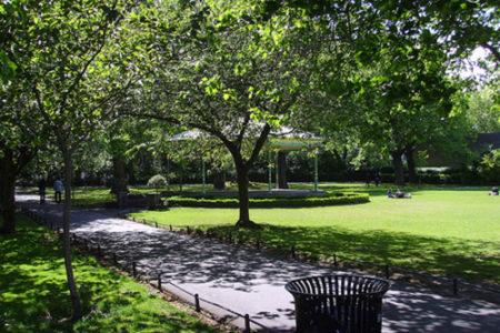 Guía de parques y jardines en Dublin