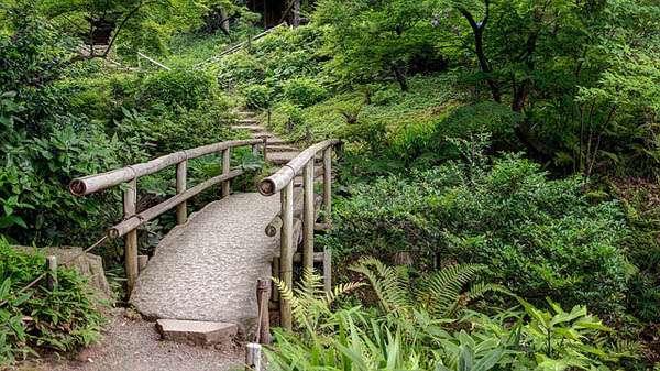 Jardines Sankeien en Yokohama