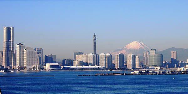 Vistas de Yokohama