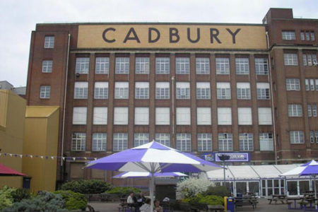 Cadbury World, un mundo de chocolate