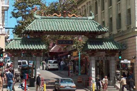 Visitando el Barrio Chino de San Francisco