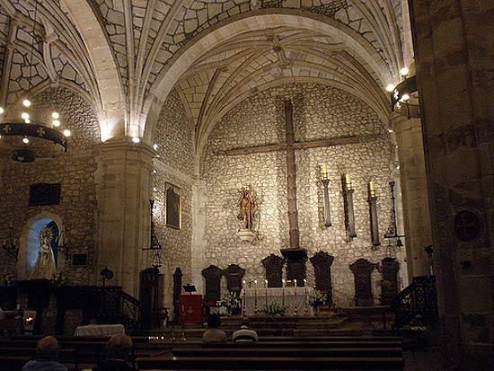 Iglesia San Cristobal de Comillas