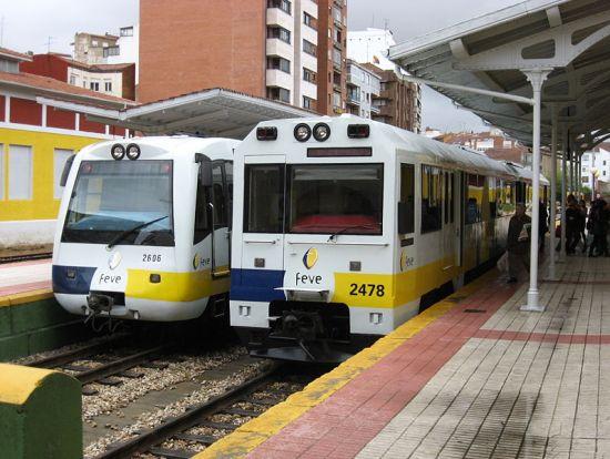 Trenes de Feve