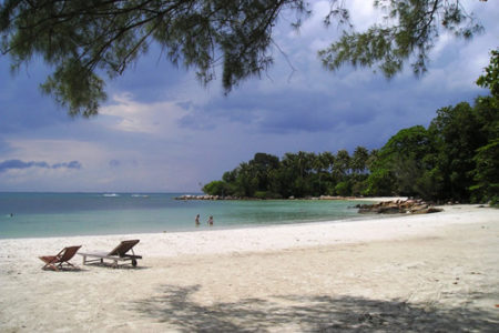 Isla Bintan, destino tropical desde Singapur