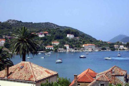 Isla Kolocep, pequeña belleza en Croacia