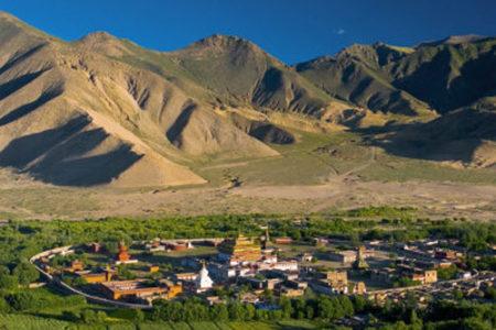 El Monasterio Samye, el mas antiguo del Tibet