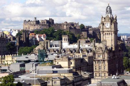 Guía de atracciones en Edimburgo