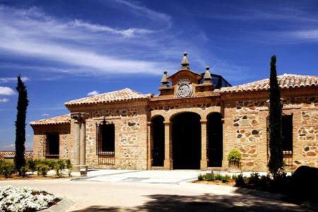 Cigarral El Bosque, hotel con encanto en Toledo