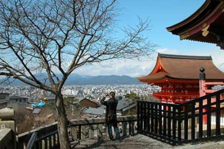 Guía de atracciones en Kioto, Japón