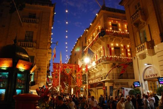 Notte Bianca en Malta