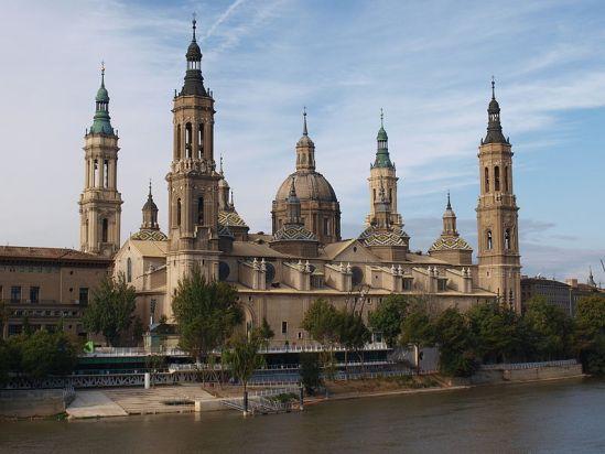 Basílica de Nuestra Señora del Pilar, en Zaragoza