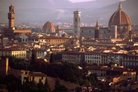 De Florencia a Roma, por la Toscana
