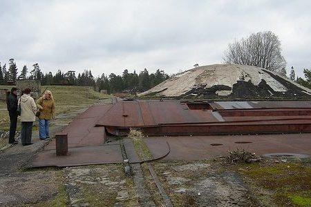 Una base secreta de misiles atómicos, hoy museo en Lituania