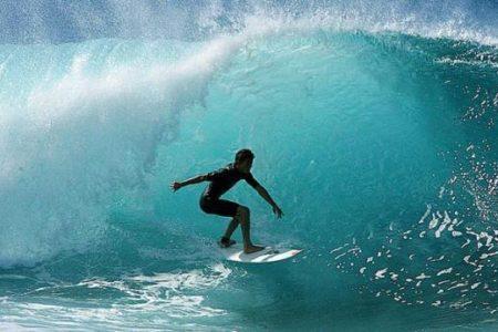 Campeonato Mundial de Surf en El Salvador