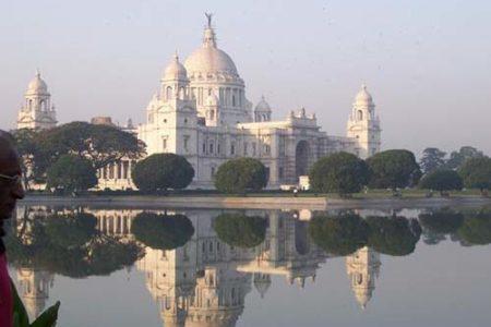 Victoria Memorial, arte e historia en Calcuta