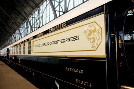 Nuevo trayecto de Orient Express, de Londres a Italia