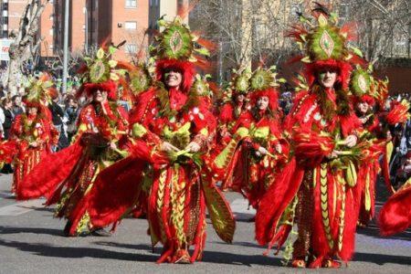 El Carnaval de Badajoz, Fiesta de Interés Turístico Nacional
