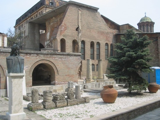 curtea veche