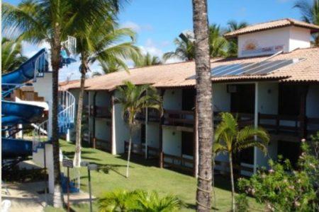 Baía Cabrália, hotel de playa en Bahía