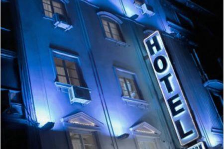 Carsson, hotel clásico en Buenos Aires