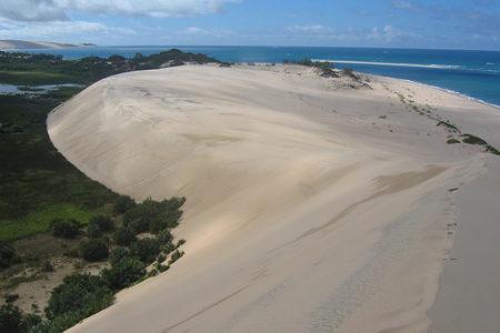 Bazaruto, destino tropical en Mozambique