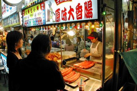 Shilin, el mejor mercado de Taipei