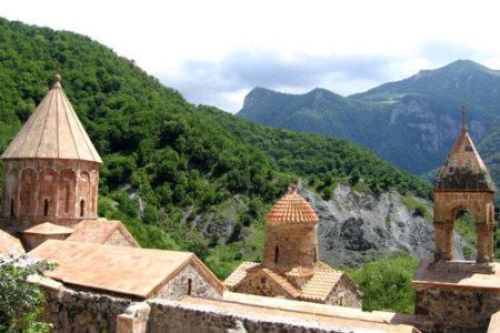 Nagorno-Karabakh, destino exótico en el Cáucaso