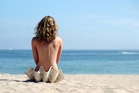 Primer hotel nudista de Punta del Este