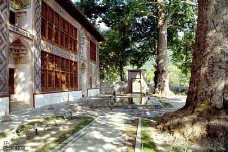 Sheki, destino medieval en Azerbaiyán