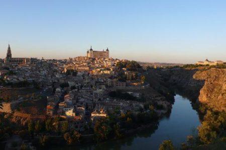 Nuevo mapa turístico de Toledo