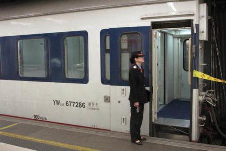 Ir de Beijing a Hong Kong, aventura en tren