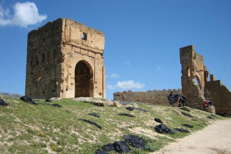 Las Tumbas de Merenid, en Fez