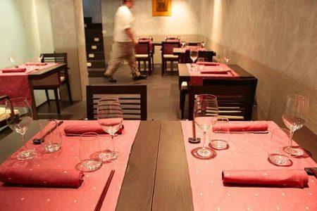 Restaurantes de madrid - Como decorar un bar pequeno ...